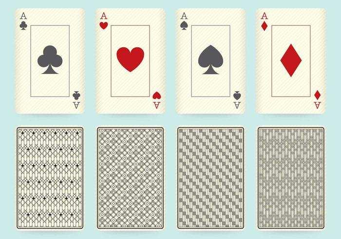 Spielkarten Designs Download Kostenlos Vector Clipart Graphics