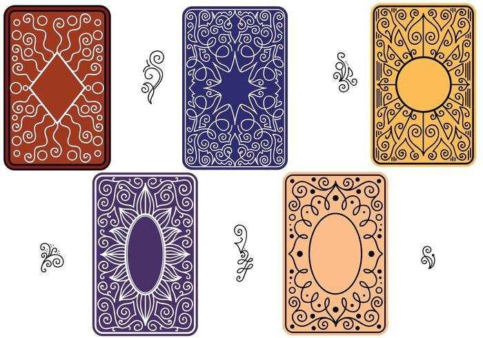 Kostenlose Spielkarten Vektoren Download Kostenlos Vector