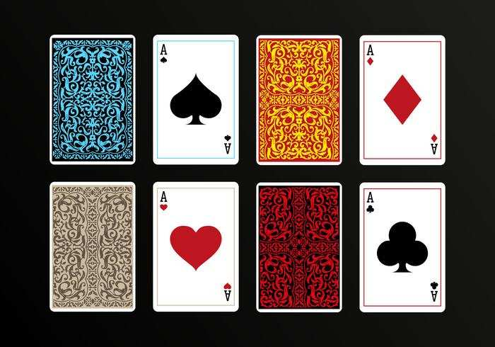 Spielkarten Zuruck Vektoren Download Kostenlos Vector Clipart