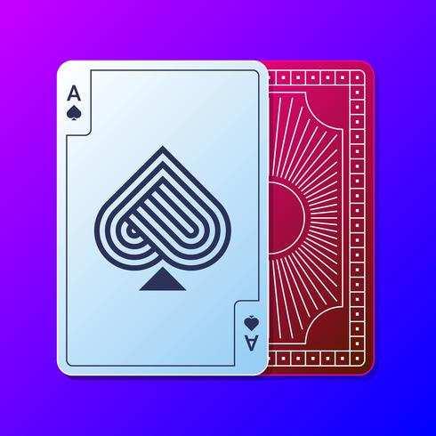Spielkarten Design Rechteck Download Kostenlos Vector Clipart