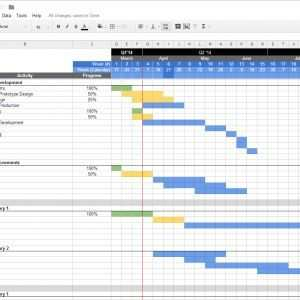 Excel Project Management Template With Gantt Project A Part Of
