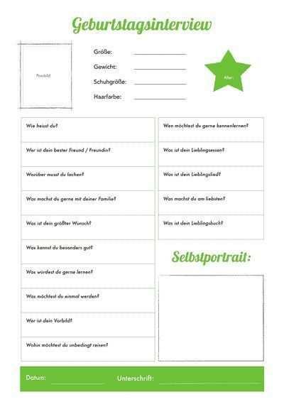 Fantastisch Kostenlos Geburtstag Kindergarten Ideen