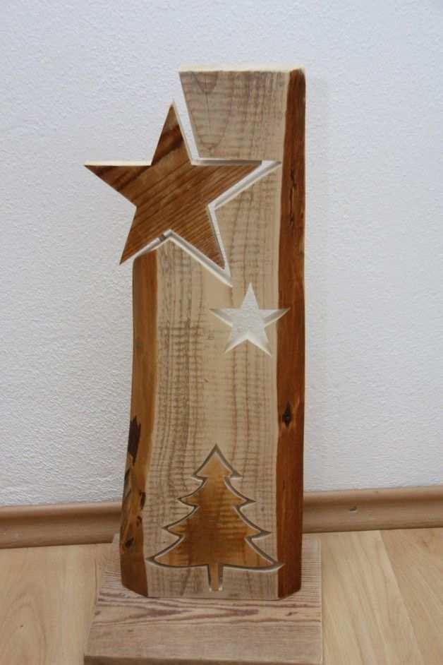 Holz Stern Holz Basteln Weihnachten Weihnachten Holz Deko Holz