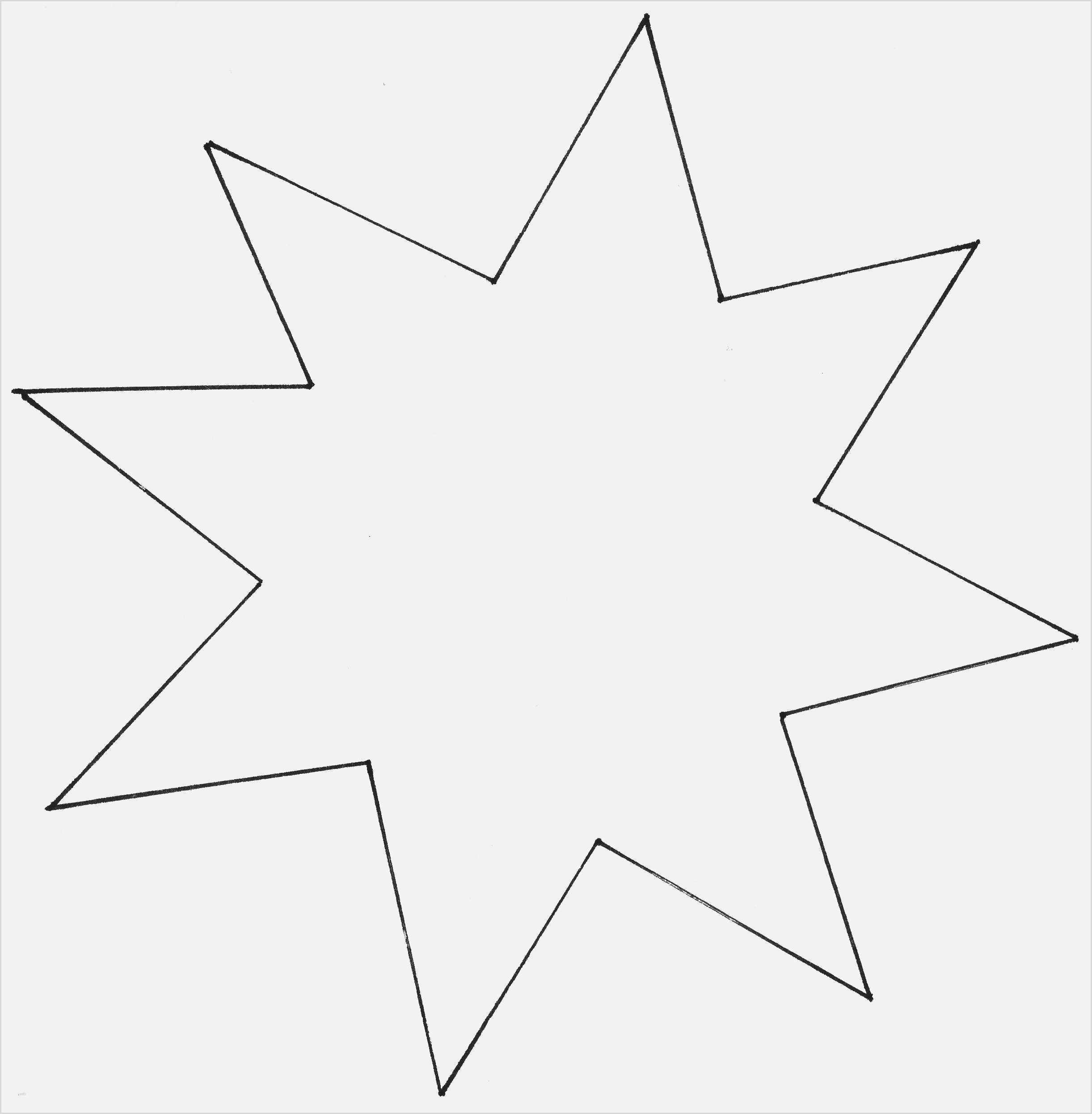 35 Sterne Ausmalbilder Sterne Basteln Vorlage Vorlage Stern