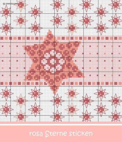 Weihnachtliche Sterne Sticken Entdecke Zahlreiche Kostenlose