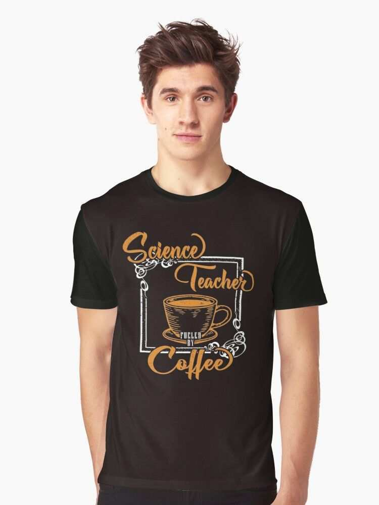 Science Teacher Coffee T Shirt By Torlei565