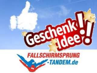 Tandemsprung Schenken Als Gutschein Zum Fallschirmspringen
