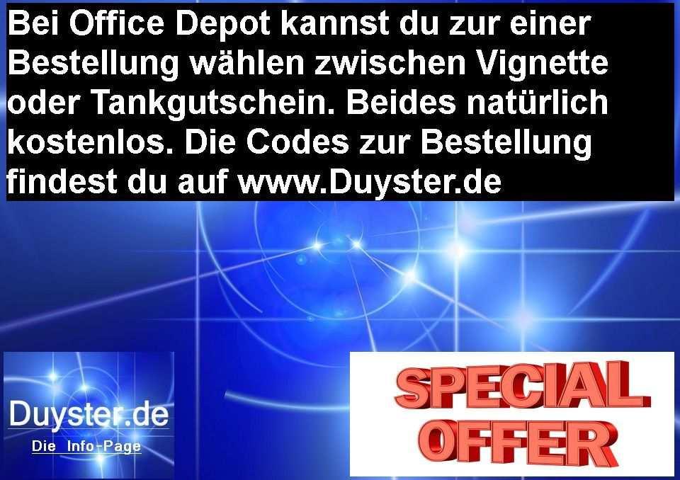 Bei Office Depot Kannst Du Zur Einer Bestellung Wahlen Zwischen