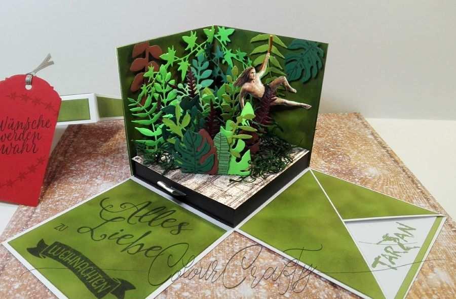 Ich Tarzan Du Eine Musical Box Do It Yourself Geschenke