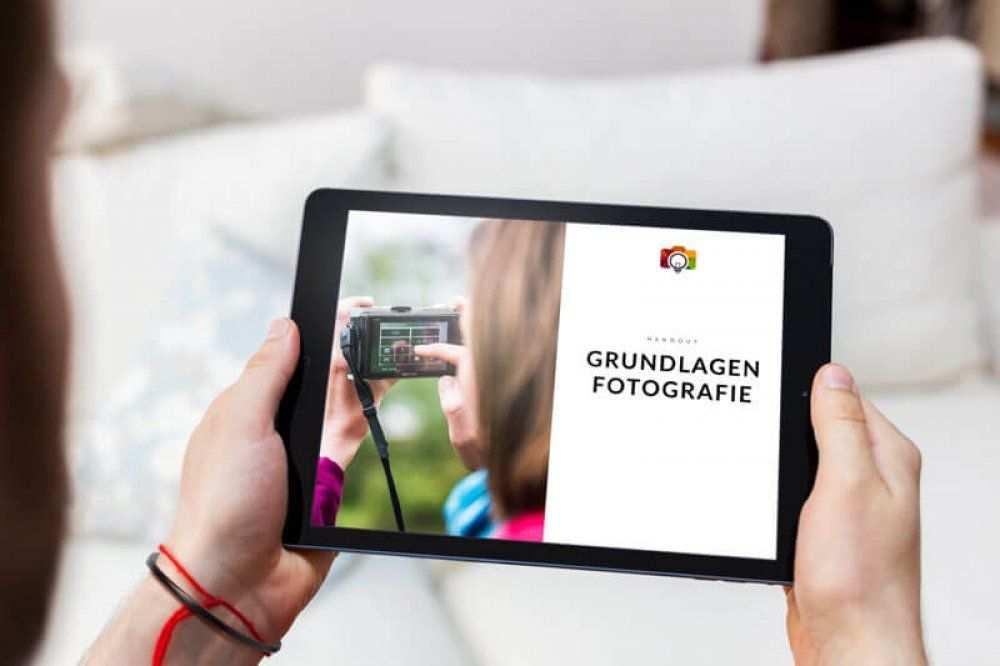 Fotografieren Lernen Ebook Iso Blende Belichtungszeit Einfach