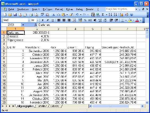 Tilgen Mit Access Und Excel Access Im Unternehmen