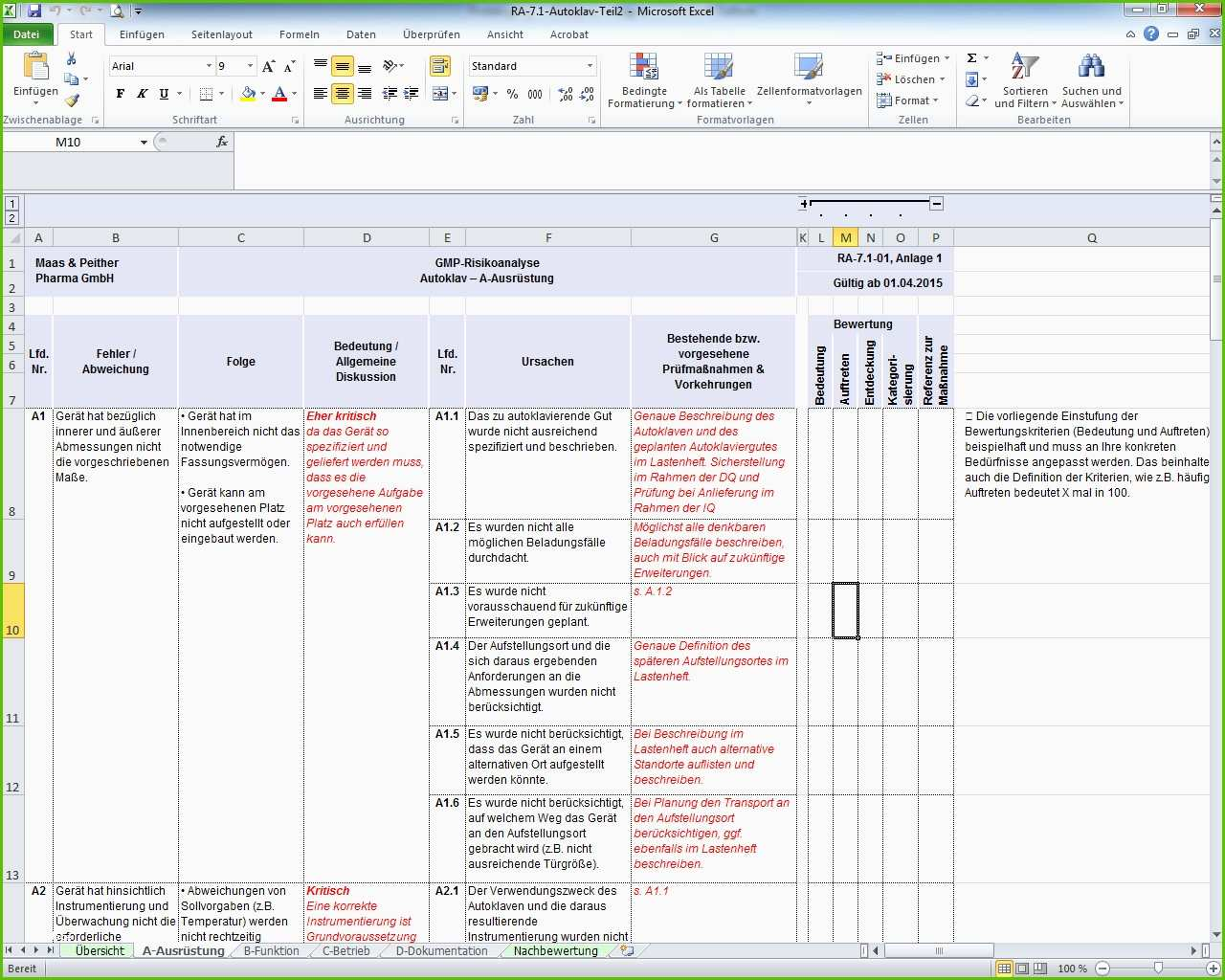 11 Tourenplanung Excel Vorlage Exeter Ca Com