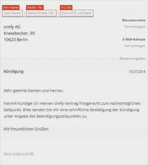 Kundigung Internet Vodafone Muster لم يسبق له مثيل الصور Tier3 Xyz