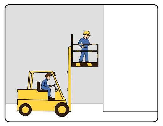 Stapler Und Arbeitsbuhnen Praxis Einsatzregeln Sicherheit