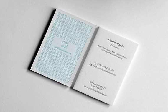 150 Doppelseitig Benutzerdefinierte Buchdruck Visitenkarten Etsy