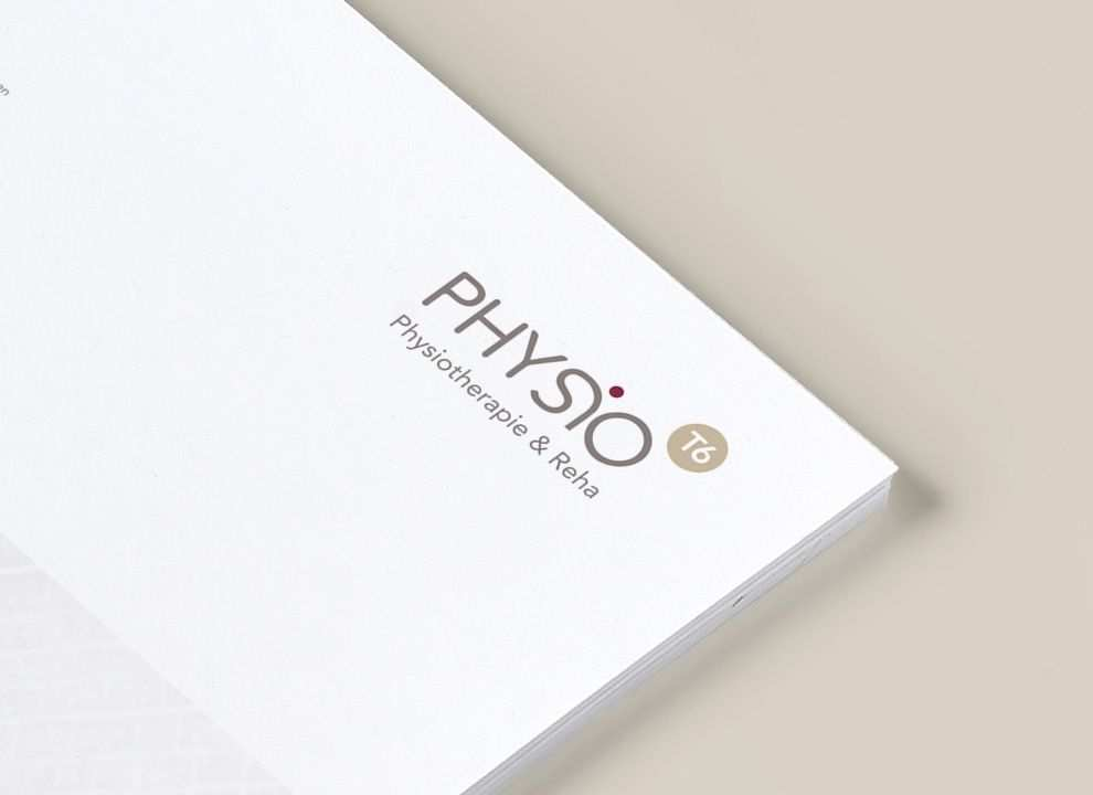 Logo And Corporate Design Physio T6 Physiotherapy By Soapbox