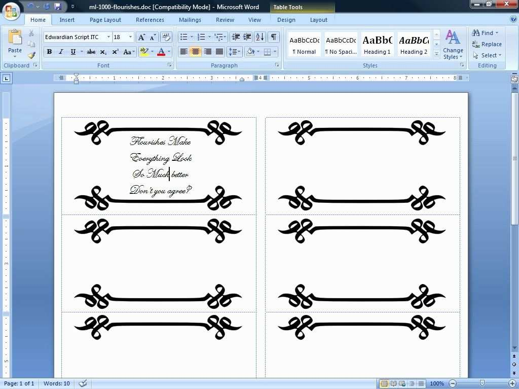 Label Template For Microsoft Word In 2020 Label Template Word