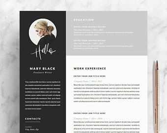 Neu Bild Visitenkarten Schwarz Stil Mit Bildern Lebenslauf