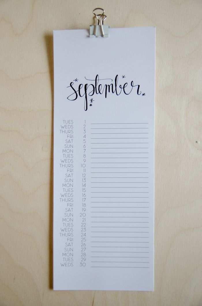 2015 Free Printable Calendar Early Release Kalender Zum