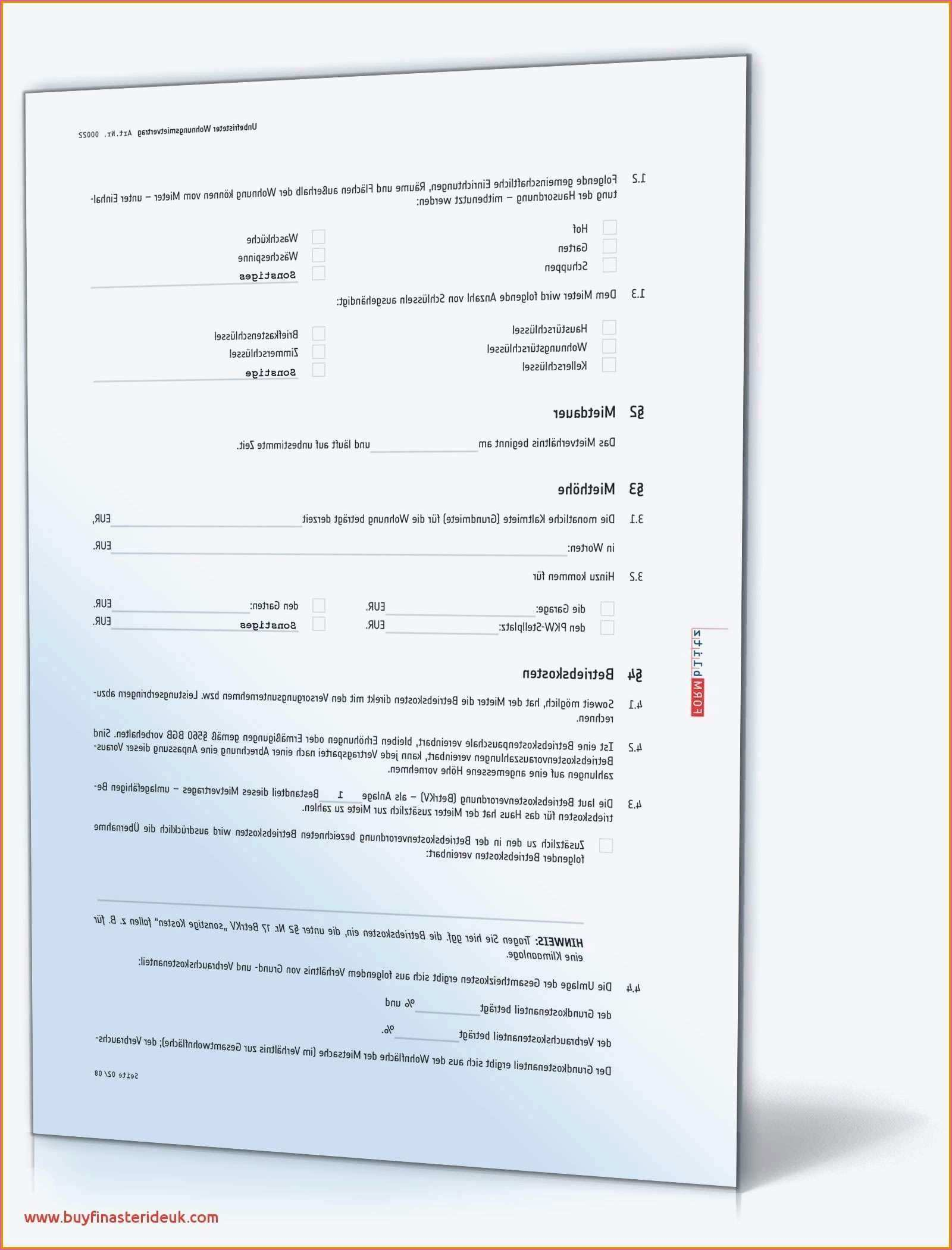 Befristeter Mietvertrag Muster Model Bewerbung Arbeitsvertrag