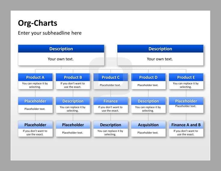 Organigramm Powerpoint Premium Vorlagen Von Presentationload Http