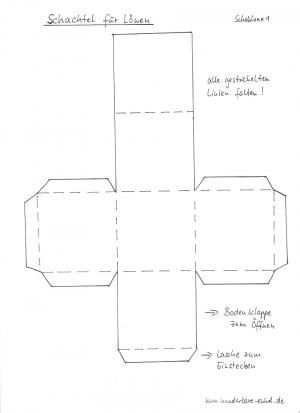 Schablonen Schablone Loewe Schachtel Schachtel Tiere Basteln