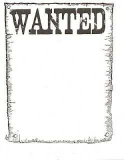 Wanted Poster Vorlagen Kreativ Minions Geburtstag