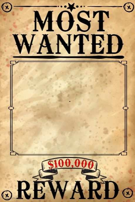 250 Customizable Design Templates For Wanted Postermywall
