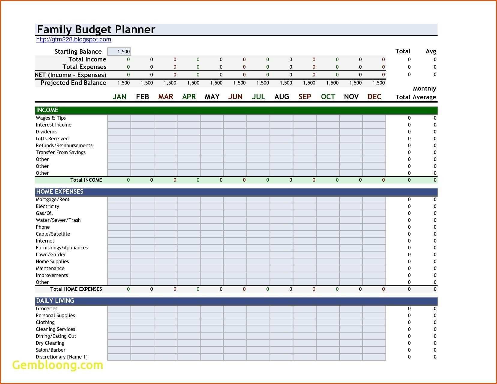 New Budget Templates Excel Xlstemplate Xlssample Xls Xlsdata