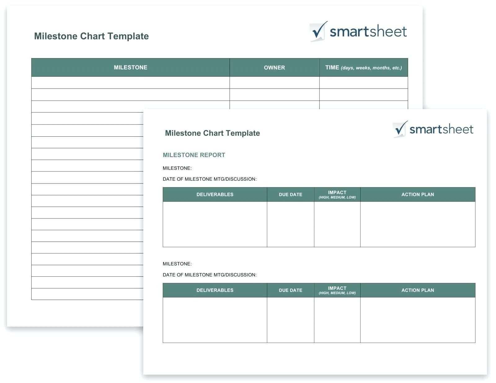 New Microsoft Excel Timeline Templates Xls Xlsformat