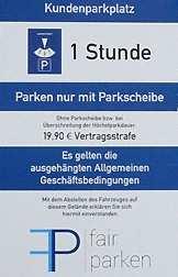 Blog Archiv Vertragsrecht Knollchen Fur Zu Langes Parken Bei
