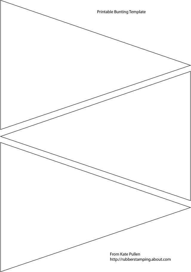 12 Frei Druckbare Vorlagen Papiergirlanden Vorlagen
