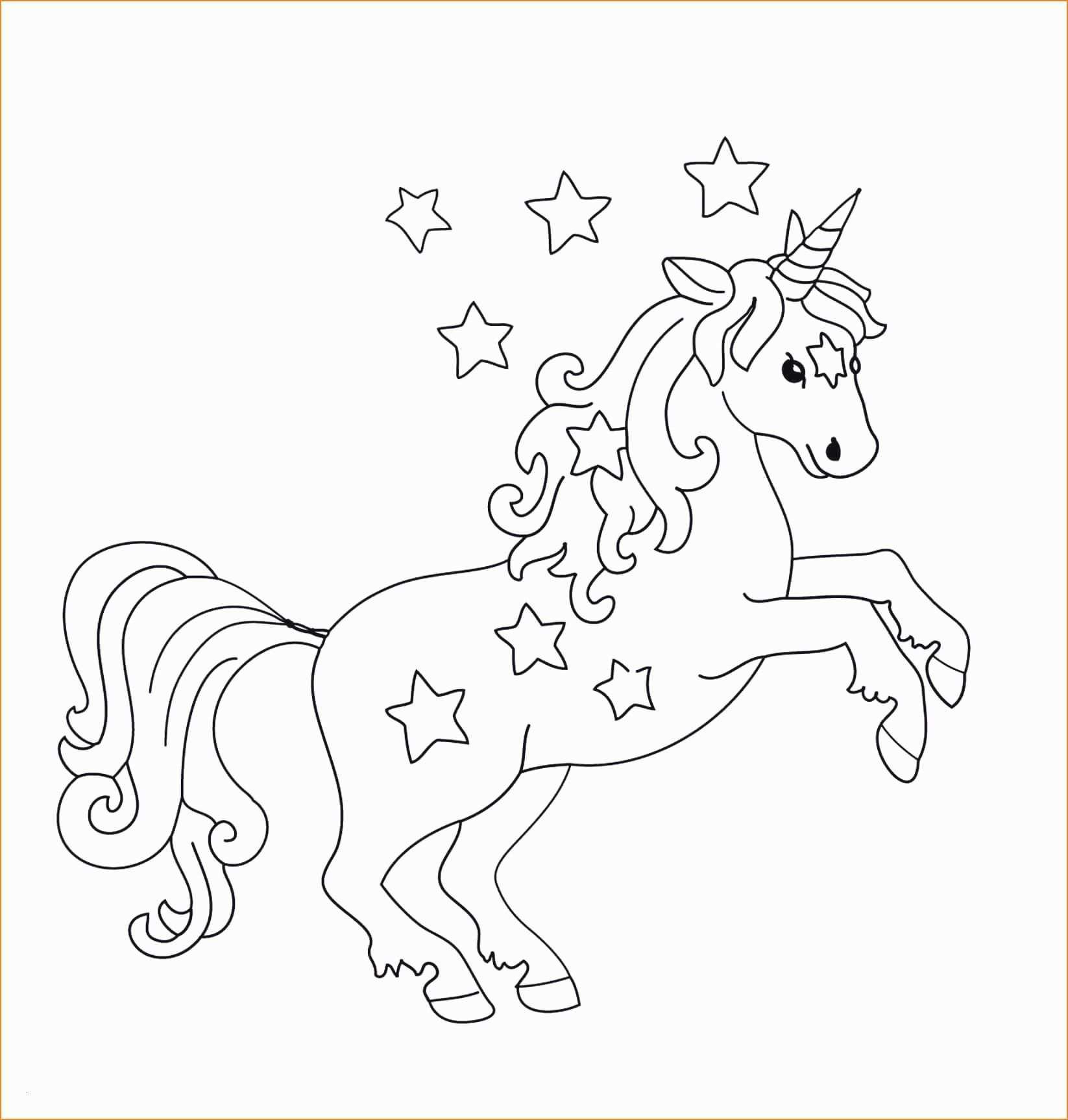 Neu Malvorlagen Pferde Kostenlos Unicorn Coloring Pages