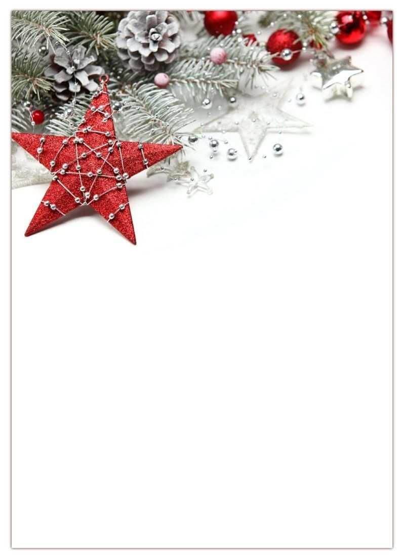 20 Kreative Vorschlage Fur Thematisches Briefpapier Zu Weihnachten