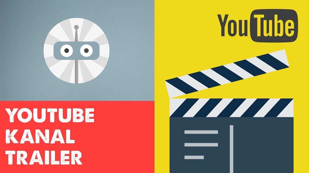 Der Youtube Kanaltrailer Generiert Neben Dem Kanalbanner Den