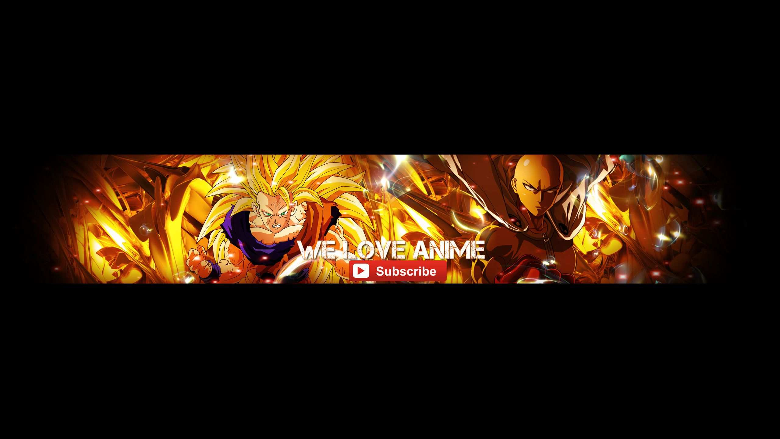 2560x1440 Anime Youtube Banner By Scarletsnowx Anime Youtube