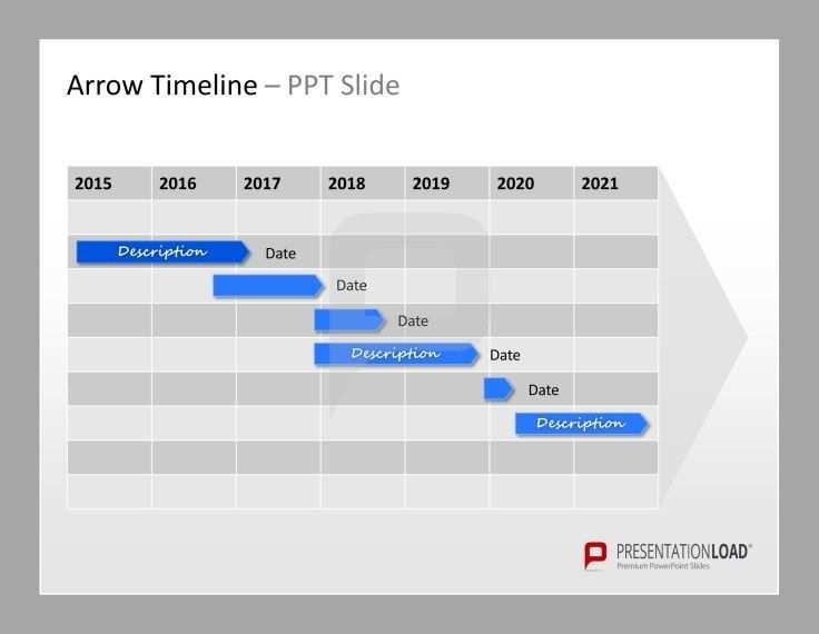 Powerpoint Zeitstrahl Http Www Presentationload De Powerpoint Charts Diagramme Timelines Gantt Charts Powerpoint Vorlagen Briefkopf Vorlage Power Point